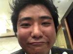 披露宴のKクン.JPG
